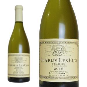 シャブリ グラン・クリュ レ・クロ 2016年 ルイ・ジャド 750ml 正規 (フランス ブルゴーニュ 白ワイン)|wineuki