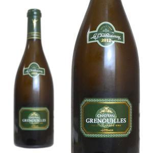 シャブリ グラン・クリュ シャトー・グルヌイユ 2012年 ラ・シャブリ・ジェンヌ 750ml 2本お買い上げで送料無料&代引手数料無料|wineuki