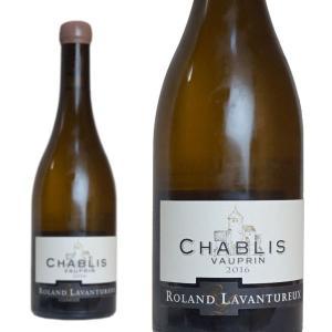 シャブリ ヴォプラン 2016年 ドメーヌ・ローラン・ラヴァントゥルー 750ml (フランス ブルゴーニュ 白ワイン)|wineuki