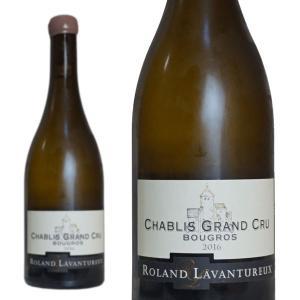 シャブリ グラン・クリュ ブーグロ 2016年 ドメーヌ・ローラン・ラヴァントゥルー 750ml (フランス ブルゴーニュ 白ワイン)|wineuki