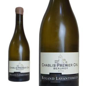 シャブリ プルミエ・クリュ ヴォーロワ 2016年 ドメーヌ・ローラン・ラヴァントゥルー  750ml (フランス ブルゴーニュ 白ワイン)|wineuki