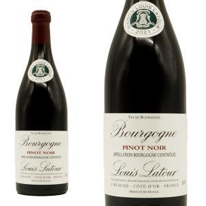 ブルゴーニュ ピノ・ノワール 2017年 ルイ・ラトゥール社 正規 750ml (ブルゴーニュ 赤ワイン)|wineuki