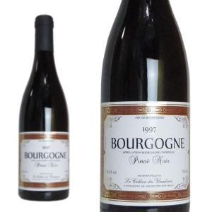 ブルゴーニュ ピノ・ノワール 1997年 セリエ・デ・ウルシュリーヌ 750ml (フランス ブルゴーニュ 赤ワイン)|wineuki