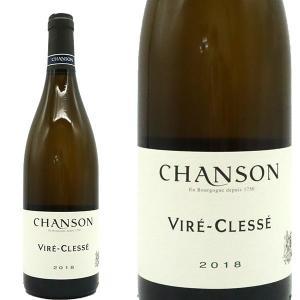 ヴィレ・クレッセ 2016年 シャンソン・ペール・エ・フィス 正規 750ml (フランス ブルゴーニュ 白ワイン)|wineuki