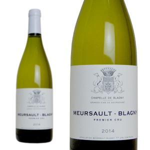 ムルソー プルミエ・クリュ ブラニー 2014年 シャペル・ド・ブラニー 750ml 正規 (フランス ブルゴーニュ 白ワイン)|wineuki