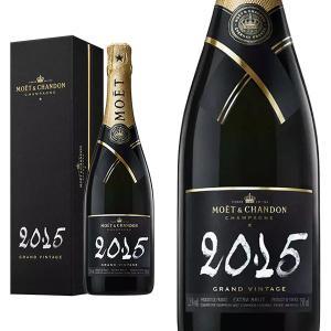 モエ エ シャンドン グランヴィンテージ 2008年 箱入り 正規 750ml (シャンパン 白 箱なし)|wineuki