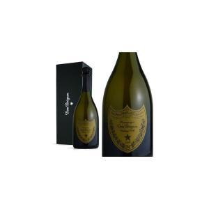 ドンペリニヨン 白 2000年 750ml 直輸入品 豪華箱入り AOCシャンパーニュ (フランス シャンパン)|wineuki