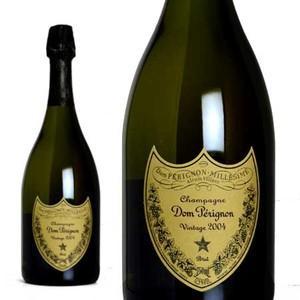 ドンペリニヨン 白 2004年 750ml 正規 AOCシャンパーニュ (フランス シャンパン)|wineuki