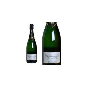 シャンパーニュ ジャマール&シエ カルト・ブランシュ ブリュット 750ml (フランス シャンパン 白 箱なし)|wineuki