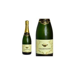 シャンパン ポワルヴェール・ジャック ブリュット 750ml (フランス シャンパーニュ 白 箱なし...