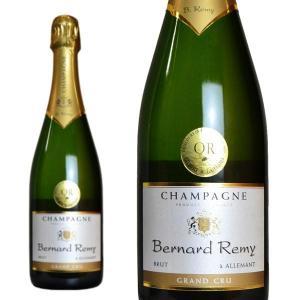 シャンパーニュ ベルナール・レミー グラン・クリュ ブリュット ブラン・ド・ブラン 750ml (シャンパン 白 箱なし) 6本お買い上げで送料無料&代引手数料無料|wineuki