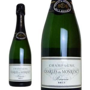 シャンパン シャルル・ド・モンランシー レゼルヴ・ブリュット 750ml ポール・ロラン家 750m...