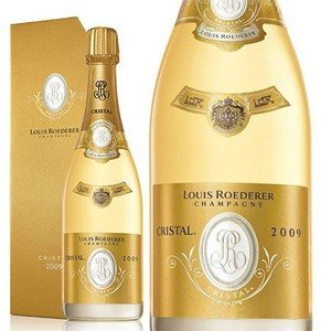 シャンパーニュ ルイ・ロデレール クリスタル 2009年 箱入り 正規 750ml (シャンパン 白)|wineuki