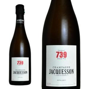 シャンパン ジャクソン キュヴェ739 エクストラブリュット...