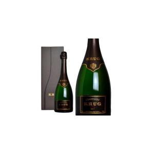 シャンパーニュ クリュッグ ブリュット 2002年 箱入り 正規 750ml (シャンパン 白)