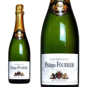 シャンパン フィリップ・フーリエ ブリュット セレクション ...