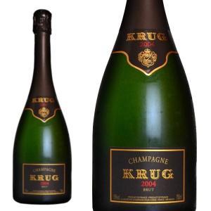 シャンパン クリュッグ ブリュット 2004年 直輸入品 7...
