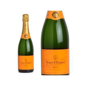 シャンパン クリコ シャンパーニュ ヴーヴ クリコ ブリュット イエローラベル 正規 (フランス シャンパン 白 箱なし) 送料無料 wineuki