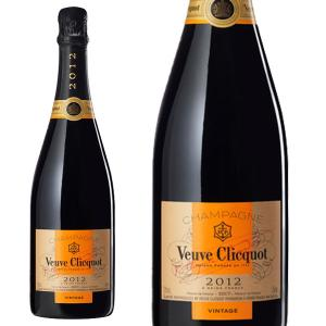 シャンパン クリコ シャンパーニュ シャンパーニュ ヴーヴ・クリコ ブリュット ヴィンテージ 2008年 750ml 正規 (フランス シャンパーニュ 白 箱なし) wineuki