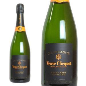 シャンパン クリコ シャンパーニュ ヴーヴ・クリコ エクストラブリュット エクストラオールド 750ml (フランス シャンパーニュ 白) wineuki