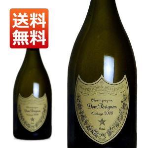 ドンペリ シャンパン ドンペリニヨン 2008年 750ml 正規 (フランス シャンパン 白 箱なし) 送料無料|wineuki