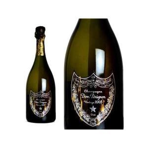 ドンペリ ドンペリニヨン 2003年 by デヴィッド・リンチ 750ml 正規 (フランス シャンパン 白 箱なし)|wineuki