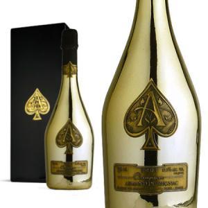 アルマン・ド・ブリニャック ブリュット ゴールド 箱入り 750ml (フランス シャンパーニュ シャンパン 白) wineuki