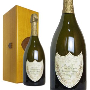 シャンパン ドンペリ ゴールド ドンペリニヨン レゼルヴ・ド・ラベイ ヴィンテージ1996年 木箱入り 750ml 正規 (フランス シャンパーニュ 白)|wineuki