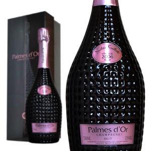 シャンパン ニコラ・フィアット パルメドール ロゼ 2006年 750ml 箱入り 正規 (フランス シャンパーニュ ロゼ)|wineuki