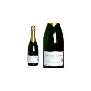 シャンパーニュ デボルド・アミオー プルミエ・クリュ ブラン・ド・ノワール ブリュット ミレジム 1988年 750ml (シャンパン 白 箱なし)