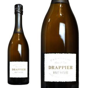 シャンパーニュ ドラピエ ブリュット・ナチューレ ブラン・ド・ノワール ノン・ドセ 750ml (シャンパン 白 箱なし) 6本お買い上げで送料無料&代引手数料無料