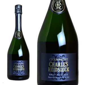 シャンパン シャルル・エドシック ブリュット レゼルヴ 750ml 正規 (フランス シャンパーニュ...