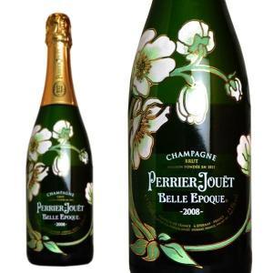 シャンパン ペリエ・ジュエ ベル・エポック 2008年 750ml 直輸入品 (フランス シャンパーニュ 白 箱なし)|wineuki