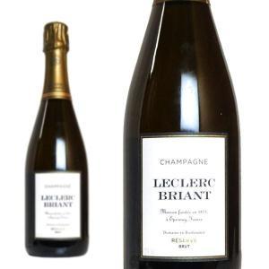 シャンパン ルクレール・ブリアン レゼルヴ ブリュット 75...