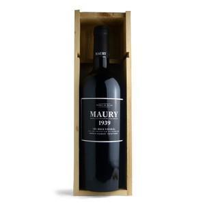 モーリー 1939年 ドメーヌ バシュレ 木箱入り AOCモーリー (フランス・赤ワイン)|wineuki|03