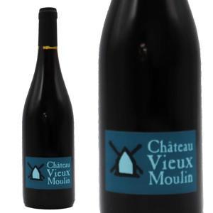シャトー・ヴュー・ムーラン 2013年 アレクサンドル・テイ 750ml (フランス ラングドックルーション 赤ワイン)|wineuki