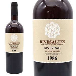 リヴザルト 1981年 リヴェイラック 750ml (フランス 赤ワイン)|wineuki