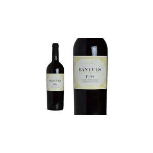バニュルス 1964年 ドメーヌ・ピエトリ・ジェロー 木箱入 AOCバニュルス (フランス) wineuki
