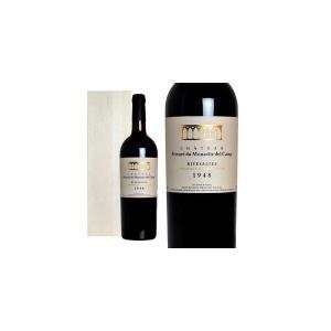 リヴザルト 1948年 シャトー・プリウール・デュ・モナスティール・デル・カンプ 木箱入り (フランス・赤ワイン) wineuki