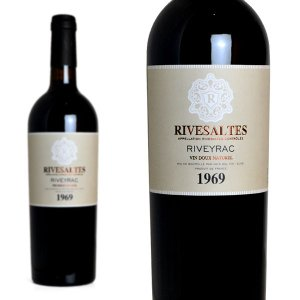 リヴザルト 1969年 リヴェイラック 750ml (フランス ラングドックルーション 赤ワイン)|wineuki