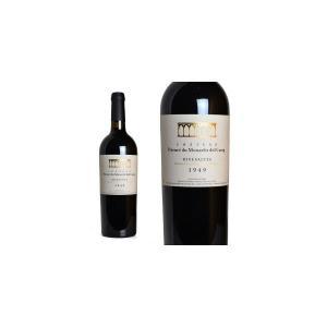 リヴザルト 1949年 シャトー・プリウール・デュ・モナスティール・デル・カンプ (フランス・赤ワイン)|wineuki