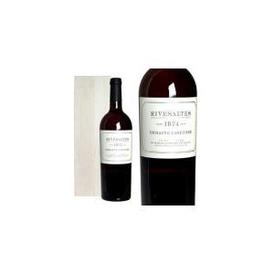 リヴザルト 1974年 ドメーヌ・カサノーブ 木箱入り 750ml (フランス 白ワイン)|wineuki