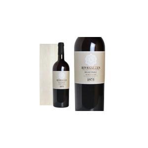 リヴザルト 1975年 リヴェイラック 750ml 木箱入り (フランス ラングドックルーション 赤ワイン) wineuki