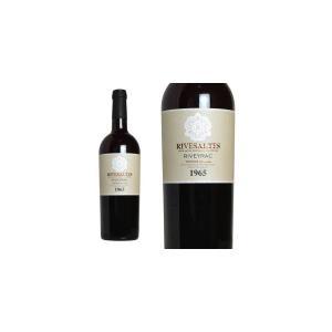 リヴザルト 1965年 リヴェイラック 750ml (フランス 赤ワイン)|wineuki