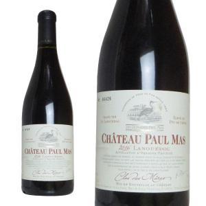 シャトー・ポール・マス クロ・デ・ミュール 2015年 ドメーヌ・ポール・マス 750ml (フランス 赤ワイン)|wineuki