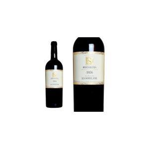 リヴザルト 1956年 ドメーヌ・ラ・ソビレーヌ 750ml (フランス 赤ワイン)|wineuki