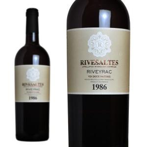 リヴザルト 1986年 リヴェイラック 750ml (フランス 赤ワイン)|wineuki