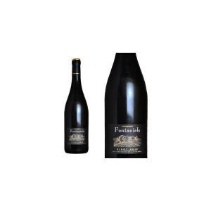 フォンタニエール ピノ・ノワール 2015年 レ・ヴィニュロン・ド・ラ・ヴィコンテ 750ml (フランス 赤ワイン) wineuki