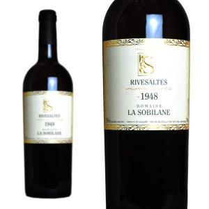 リヴザルト 1948年 ドメーヌ・ラ・ソビレーヌ 750ml (フランス 赤ワイン)|wineuki