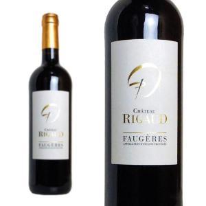 シャトー・リゴー・フォジェール 2014年 750ml (フランス ラングドックルーション 赤ワイン)|wineuki